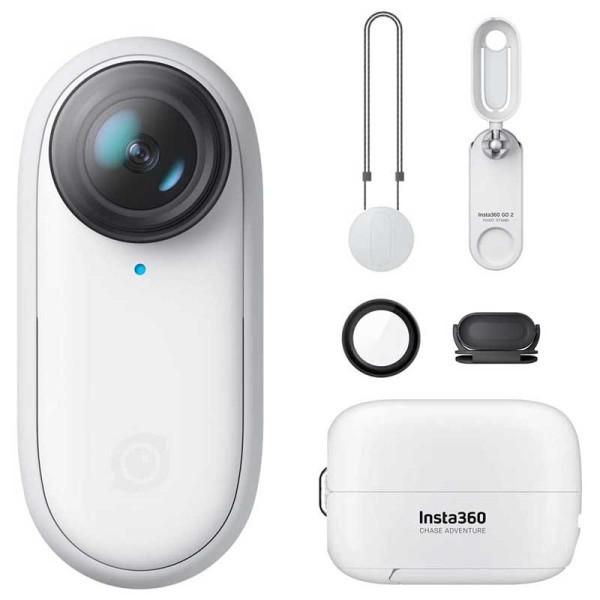 Insta360 Go 2 action camera white