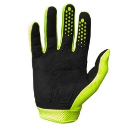 Motocross Gloves Seven Rival Yellow
