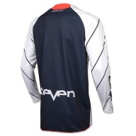 Maillot Minicross Seven Annex Exo Coral Navy