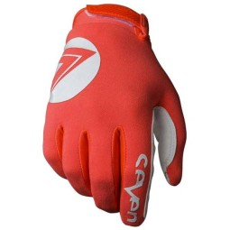 Guantes Minicross Seven Annex 7 Dot Coral,Guantes Motocross