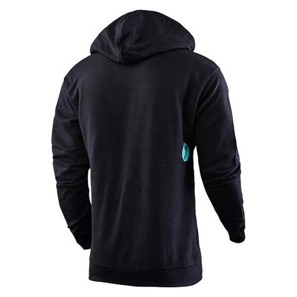 Sweatshirt Motocross Seven Brand Black