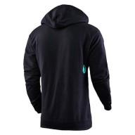 Sweat-shirt Cross Seven Brand Black