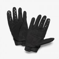 Gants Minicross 100% AIRMATIC YOUTH Black