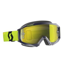 Motocross Goggles SCOTT Hustle MX Blue Yellow,Motocross Goggles
