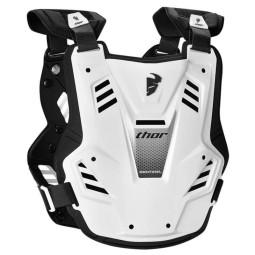 Pettorina Motocross THOR Sentinel GP White