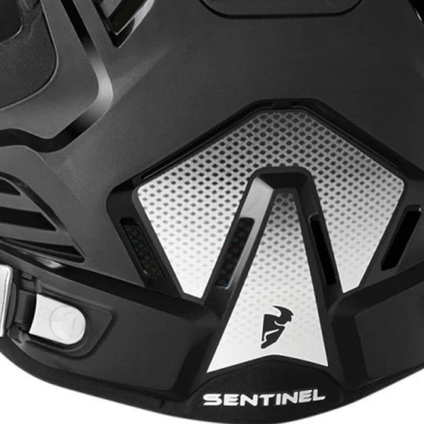 Peto Protector Motocross THOR Sentinel GP Black