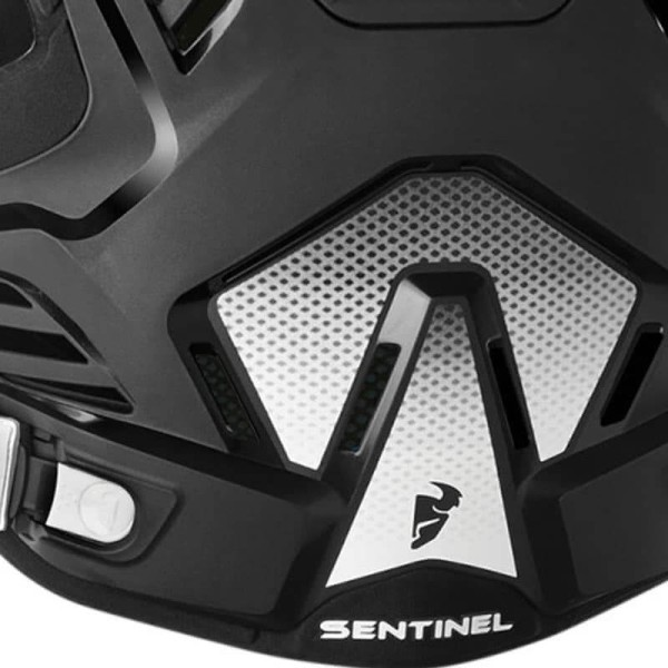 Plastron Protecteur Motocross THOR Sentinel GP Black