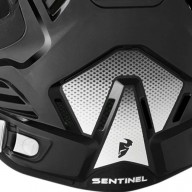 Chest Roost Protective Motocross THOR Sentinel GP Black