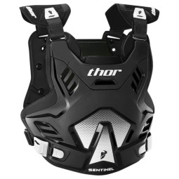 Chest Roost Protective Motocross THOR Sentinel GP Black,Chest/Roost Protections Motocross