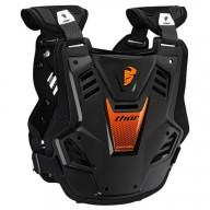 Peto Protector Motocross THOR Sentinel GP Black Orange