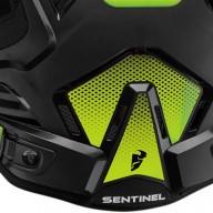 Peto Protector Motocross THOR Sentinel GP Black Green