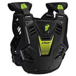 Motocross Brustpanzer THOR Sentinel GP Black Green