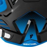 Peto Protector Motocross THOR Sentinel GP Black Blue