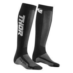 Chaussettes Motocross THOR MX Cool Sock Black,Chausettes Cross