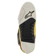 Motocross Boots Alpinestars Tech 10 Black Yellow Blue