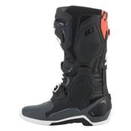 Bottes Motocross Alpinestars Tech 10 Black Grey Orange