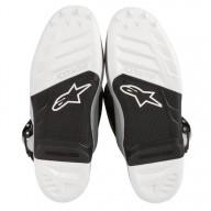 Motocross Stiefel Alpinestars Tech 7 Black Silver