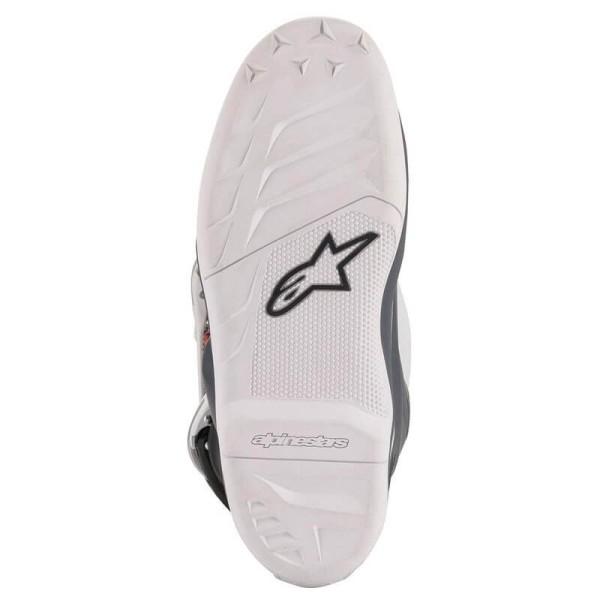 Minicross Stiefel Alpinestars Tech 7S Black Grey Red