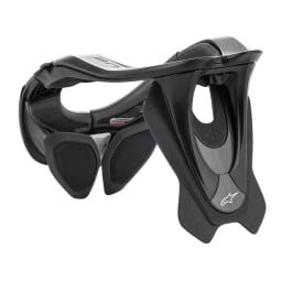Motocross Neck Brace Alpinestars BNS Tech-2 Black