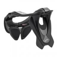 Motocross Nackenprotektoren Alpinestars BNS Tech-2 Black