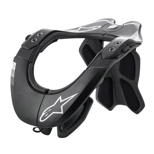 Motocross Neck Brace Alpinestars BNS Tech-2 Black