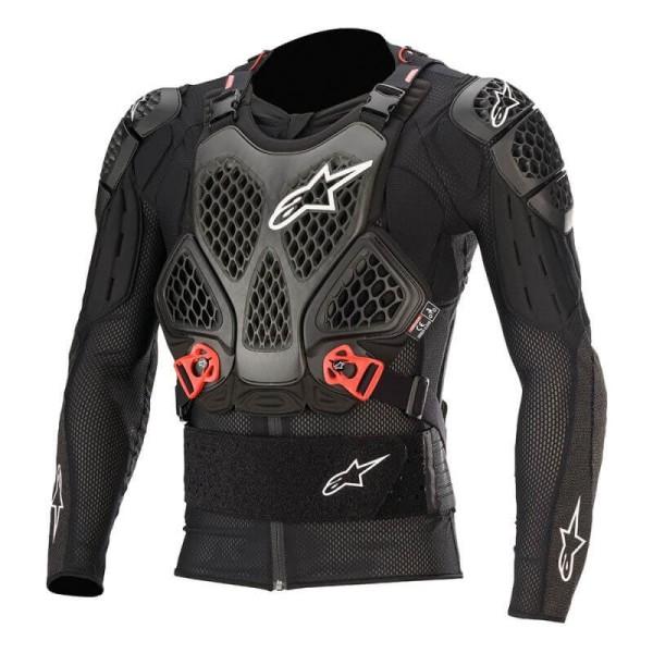 Gilet de protection Motocross Alpinestars Bionic Tech V2