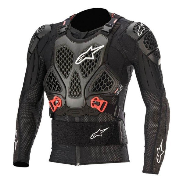 Motocross Protektoren Jacke Alpinestars Bionic Tech V2