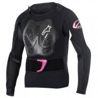 Motocross Armored Jacket Alpinestars Stella Bionic