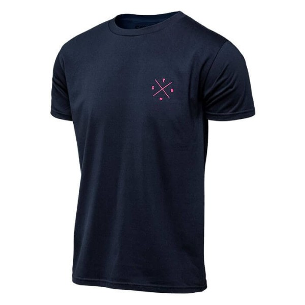 Camiseta Motocross Seven Benchmark Navy