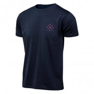 T-shirt Motocross Seven Benchmark Navy