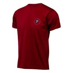 Camiseta Motocross Seven Revolution Maroon,Camisetas