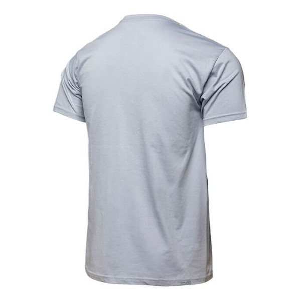 T-shirt Motocross Seven Noise Silver