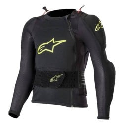 Minicross Armored Jacket Alpinestars Bionic Plus