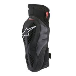 Motocross Knee Braces Alpinestars Sequence Black,Motocross Knee Braces