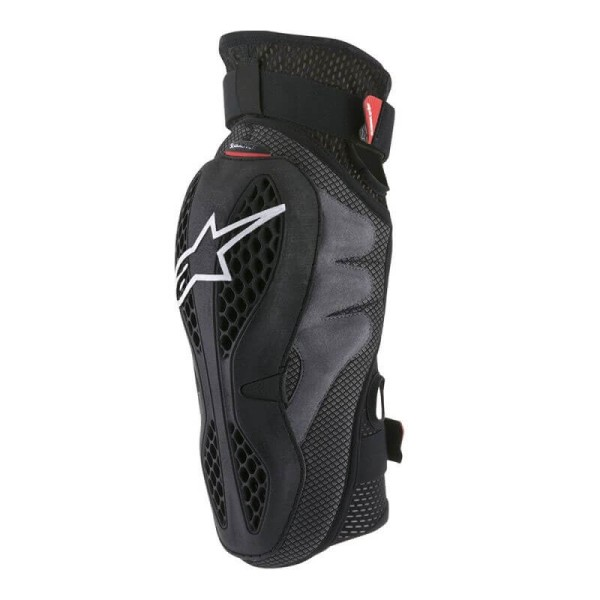 Motocross Knee Braces Alpinestars Sequence Black