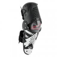 Genouilleres Motocross Alpinestars SX-1 Black White Red