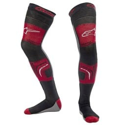 Calcetines de motocross Alpinestars Knee Brace Socks,Calcetines Cross