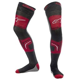 Motocross-Socken Alpinestars Knee Brace Socks