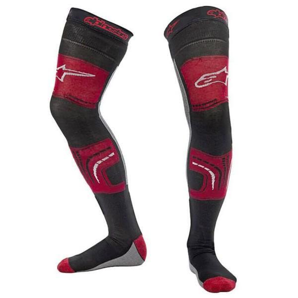 Chaussettes Motocross Alpinestars Knee Brace Socks