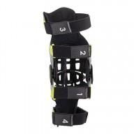 Motocross Knee Braces Set Alpinestars Bionic-7