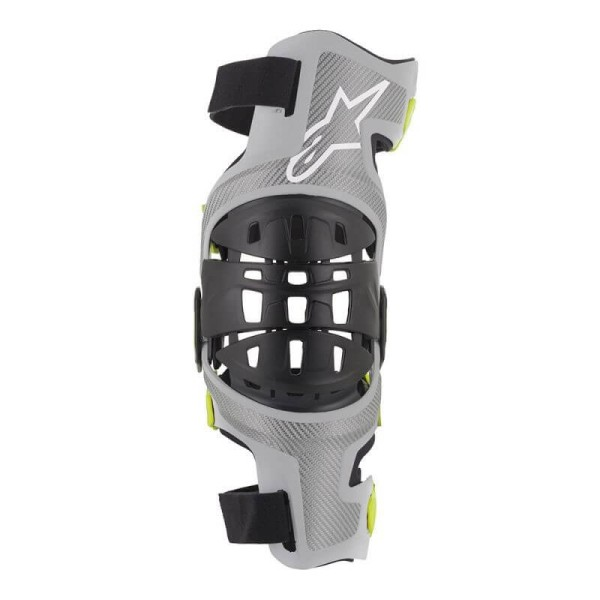Genouilleres Motocross Set Alpinestars Bionic-7