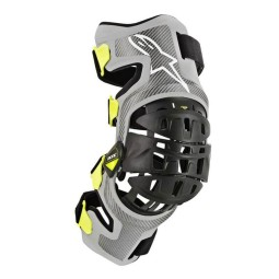 Motocross Knee Braces Set Alpinestars Bionic-7,Motocross Knee Braces