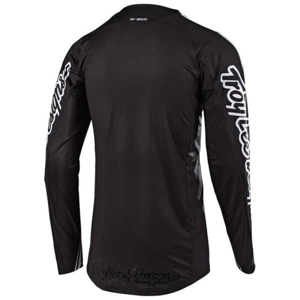 Motocross Jersey Troy Lee Designs SE PRO MIB Black