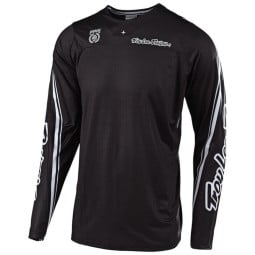 Motocross Jersey Troy Lee Designs SE PRO MIB Black,Motocross Jerseys