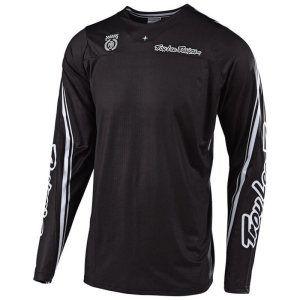 Camiseta Motocross Troy Lee Designs SE PRO MIB Black