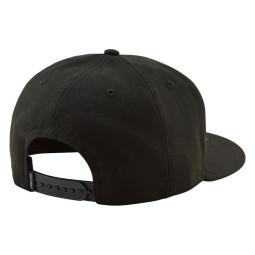 Cappellino Troy Lee Design Classic Signature Black,Cuffie Cappellini
