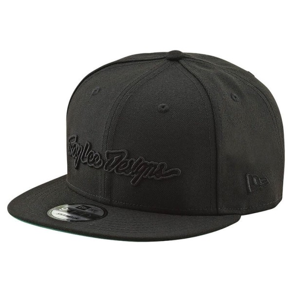 Gorro Troy Lee Design Classic Signature Black