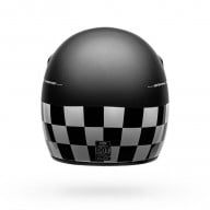Casque moto vintage Bell Helmets Moto-3 Fasthouse Checkers