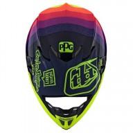 Motocross helm Troy Lee Design SE4 Carbon Mirage