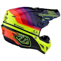 Motocross helmet Troy Lee Design SE4 Carbon Mirage,Motocross Helmets